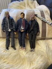 "Dr Doctor Who 12"" Figure Bundle x 3 Inc Sonic Screw Screwdriver"
