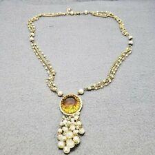 Vintage necklace D-7