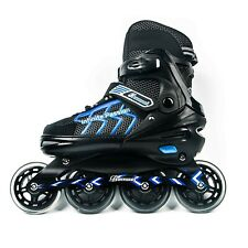MammyGol Adjustable Inline Skates for Adults and Teen, Safe and Durable Roller S