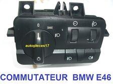 BMW E46 COMMUTATEUR COMMODO BOUTON LUMIERE 61314108586 61.31-4 108 586