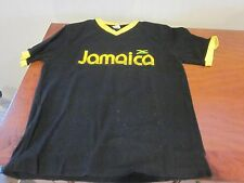 TBL SPORT MEN'S JAMAICA SHIRT SIZE LARGE GENTLY USED