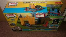 Treasure Tracks ~ Thomas & Friends Portable Railway Die-Cast Train Play Set