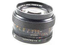 Konica Hexanon AR Autoreflex 50mm 50 mm 1.4 1:1.4 - Lesen!