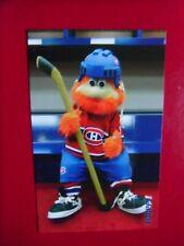 2012-13-Montreal Canadiens-Youppi-(sp) Postcard.