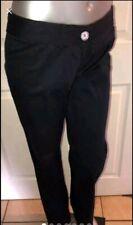 Burberry London Womens Dress Pants Size 8 Navy Blue