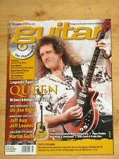 Guitar 2/09 nº 105-Legends Special: Queen Brian May + Playalong CD Gary Moore