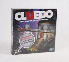 Hasbro A5826 Russisches Cluedo Brettspiel Familienspiel Spiel Kinderpspiel