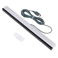Kimilar Wired Infrared IR Ray Motion Sensor Bar for Nintendo Wii and Wii U