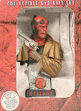 Hellboy (DVD, 2004, 3-Disc Set, with Collectible Bust)