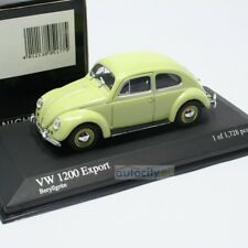 MINICHAMPS VW 1200 EXPORT BERYLLGRUN 430052104