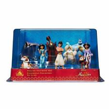 Disney Aladdin Deluxe Figurine Figures Figure Set of 9 Toy Playset