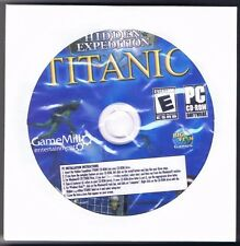 Hidden Expedition: Titanic - PC CD Computer game Disc Only Free USA Shipping!
