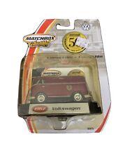 MATCHBOX COLLECTIBLES 50 YEARS VOLKSWAGEN VW 67 1967 SAMBA BUS