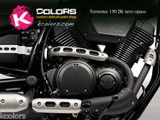 Vernice 2K Liquida Per Motore Nero Profondo Opaco 500gr