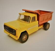 Vintage 1970's Structo by Ertl Pressed Steel Dump Truck Toy Vehicle Made In Usa