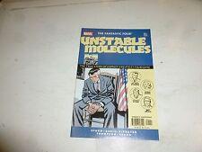 UNSTABLE MOLECULES Comic - STARTING STORIES - FANTASTIC FOUR - No 1 - 03/2003