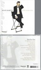 CD--DEAN MARTIN -- -- JUST FOR FUN