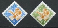28162) Russia 1958 MNH New Day Of Soviet Youth 2v