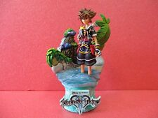 Kingdom Hearts II figure Formation Arts Vol.3 Destiny Island Sora Disney used