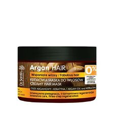 Dr Sante Argan Creamy Hair Mask with Argan Oil and Keratin for Damaged Hair