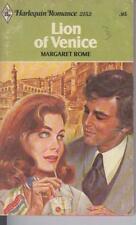 Lion of Venice (Harlequin Romance, #2152)