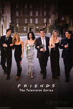 Friends Group Dressy TV Poster Print Poster Print, 24x36