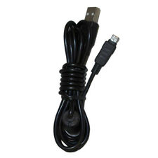 HQRP USB Cable Cord for Olympus Evolt E-30, E-420, E-450, E-520, E-600, E-620
