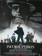 LES INCORRUPTIBLES THE UNTOUCHABLES Affiche Cinéma / Movie Poster 53x40