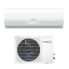 Premium Mini Split 12000 BTU 16.9 SEER System Ductless AC ONLY COLD 220V NEW