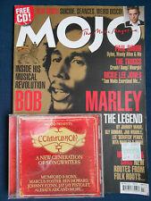 MOJO Magazine 212/2011 +CD Bob Marley Paul Simon New Order Rickie Lee Jones