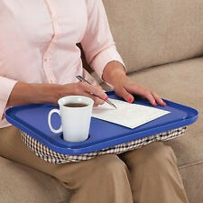 Laptop Lap Desk Table e-Table For Bed Writing Studying Homework Portable Dinner