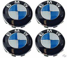For BMW E63 E70 E88 E90 E92 E93 Set of 4 Wheel Center Cap Premium Quality
