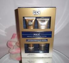 ROC Retinol Correxion Max Anti Wrinkle Treatment + Resurfacing Serum 2pc System