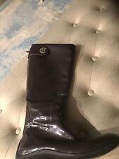 Cole Haan Waterproof Boots Women's Size 7 Deep Eggplant