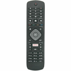 New Replacement Philips TV Remote Control HT160824 43PFT5102/79 65PUT6162/79