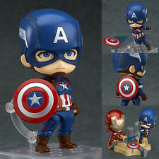 Nendoroid 618 Captain America Hero's Edition from The Avengers: Age of Ultron