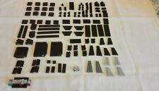 Molti pezzi Lego x convertire ecto1 ghostbusters in carro funebre Nero ambulanza