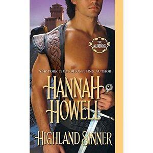 Highland Sinner (The Murrays)