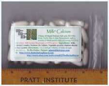 Milk Calcium 60 caps Sustainable Bone Teeth Skin Hair Memory Anti Aging $4.50