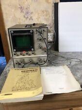 Heathkit Vintage Dual Trace Oscilloscope Io 105