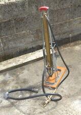 More details for vintage fire defence foot water pump,1935 by benton & stone (enots) birmingham