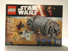 NEW LEGO 75136 Star Wars Droid Escape Pod R2 D2 3-CPO JAWA