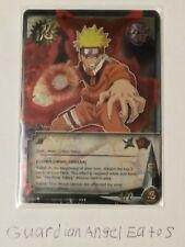 Naruto TCG/CCG Naruto Uzumaki [Overflowing Chakra] near mint