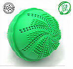 Laundry Washing Ball by ECO SPIN - Used up 1000 Loads 1 or 2Units Eco-Friendly