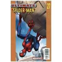 Ultimate Spider-Man (2000 series) #27 in VF + condition. Marvel comics [*al]