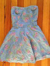 ABERCROMBIE SUMMER HALTER DRESS GIRL 12