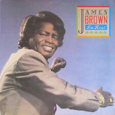 "JAMES BROWN - I'M REAL 2015 REMASTERED 2CD 1988 ALBUM + BONUS 12"" MIXES !"