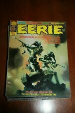 Eerie Magazine #64 Is In Fine Condition! Bagged And Boarded!