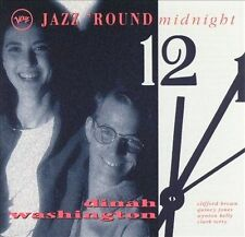 Washington, Dinah, Jazz Round Midnight, Excellent