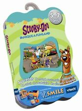 26315 // SCOOBY-DOO PANIQUE A FUNLAND CONSOLE V.SMILE VTECH NEUF